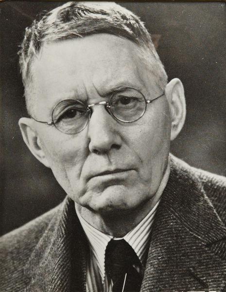 Jensen, Johannes Vilhelm portréja