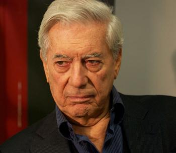 Vargas Llosa, Mario portréja