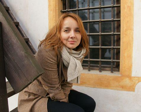 Katarína Kucbelová portréja