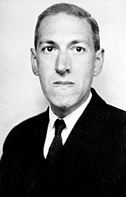 Lovecraft, H. P. portréja
