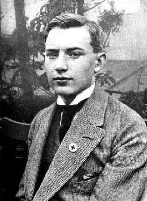 Wolker, Jiří portréja