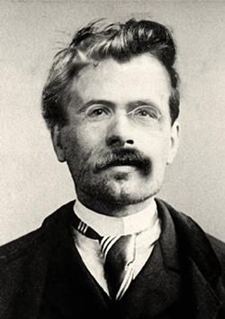 Nietzsche, Friedrich portréja
