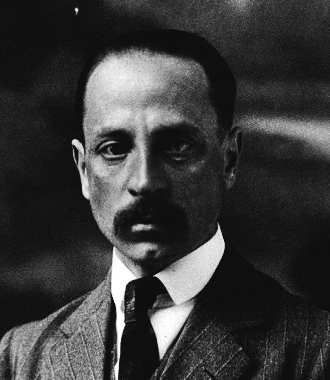 Rilke, Rainer Maria portréja