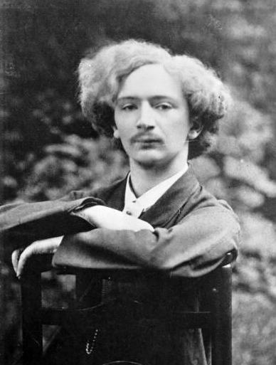 Swinburne, Charles Algernon portréja