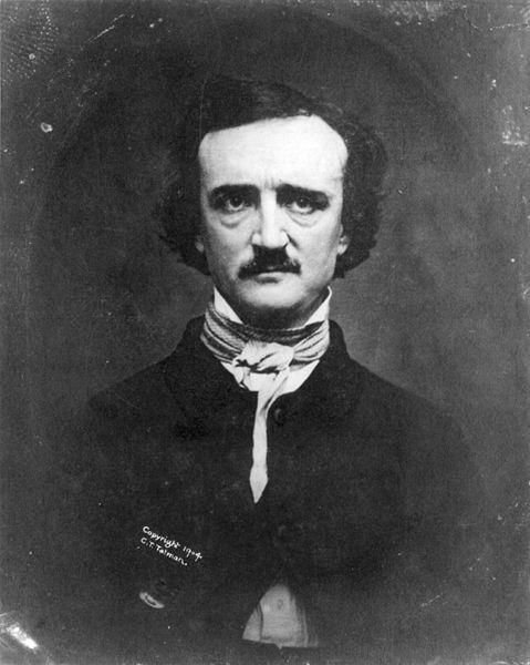 Portre of Poe, Edgar Allan