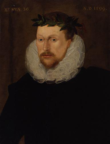 Drayton, Michael portréja