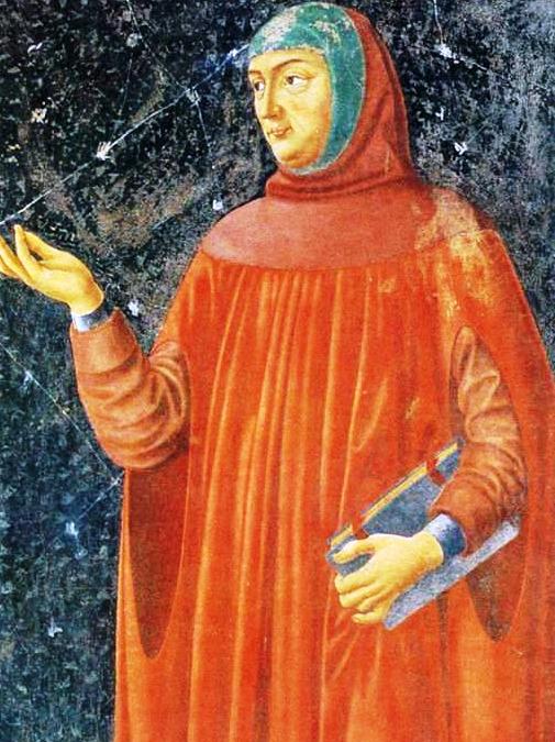 Petrarca, Francesco portréja