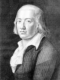 Hölderlin, Friedrich portréja