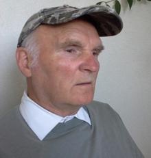 Ircsik Vilmos portréja