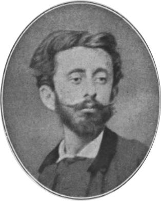 Corbière, Tristan portréja