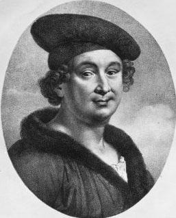 Villon, François portréja