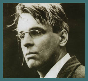 Yeats, William Butler portréja