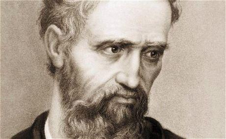Michelangelo, Buonarroti portréja