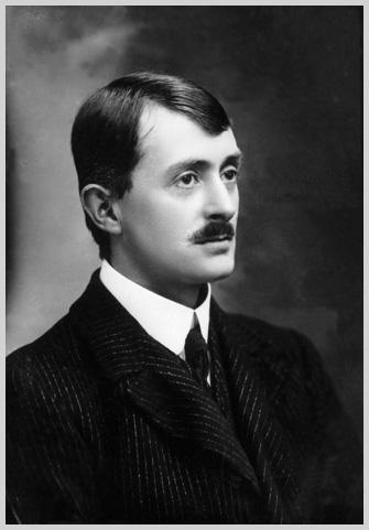 Masefield, John portréja