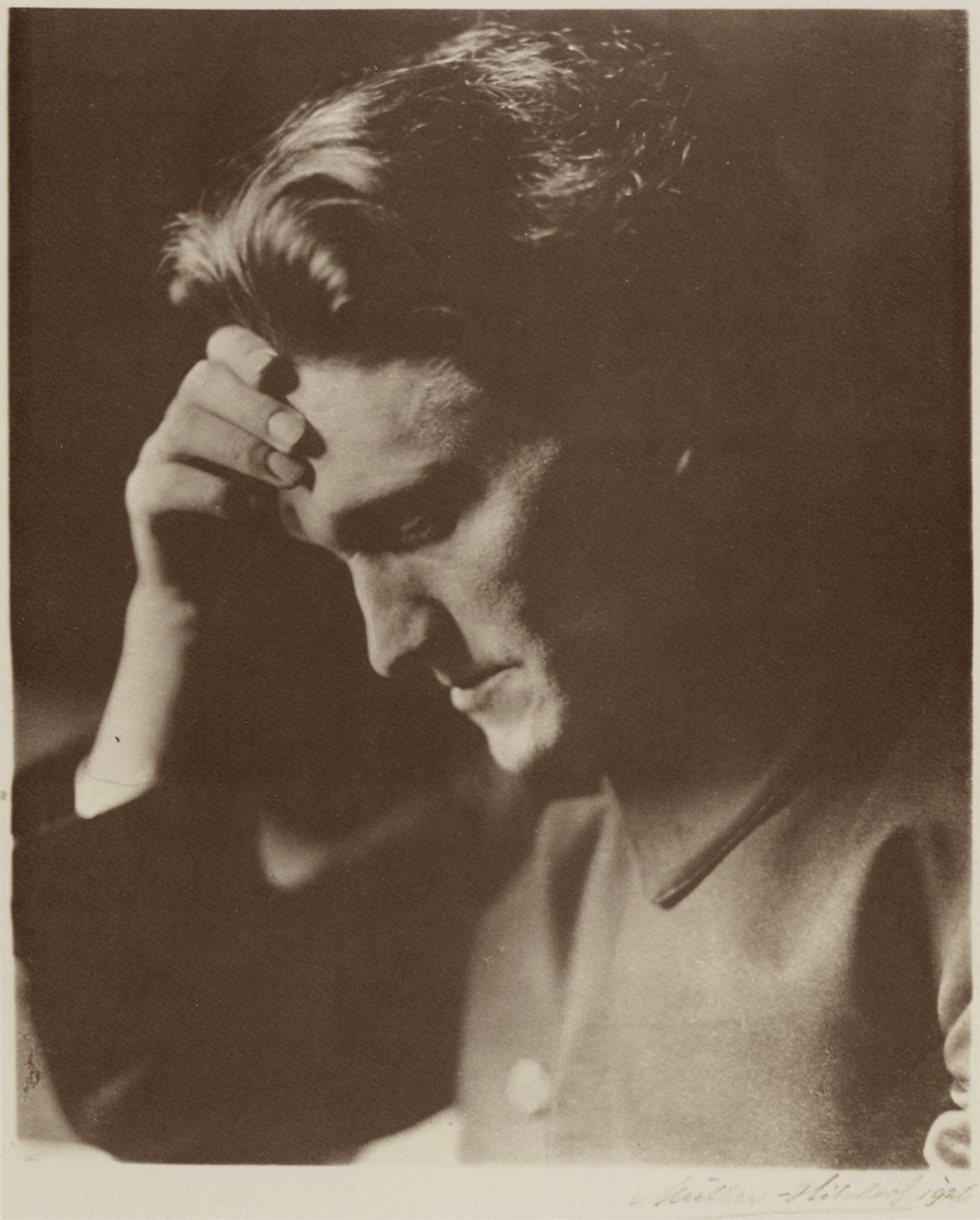 George, Stefan portréja