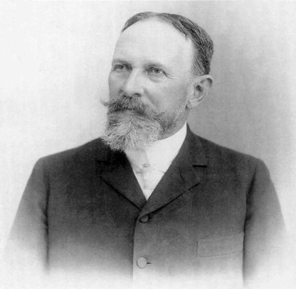 Spitteler, Carl portréja