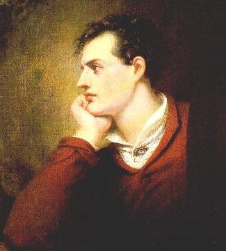 Byron, George portréja