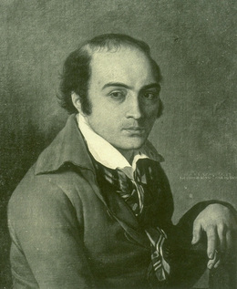 Chénier, André portréja