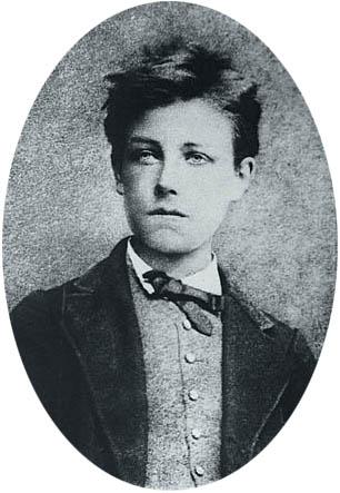 Rimbaud, Arthur portréja