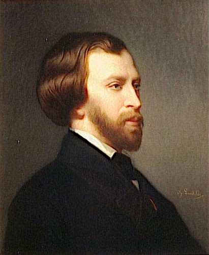 Musset, Alfred de portréja