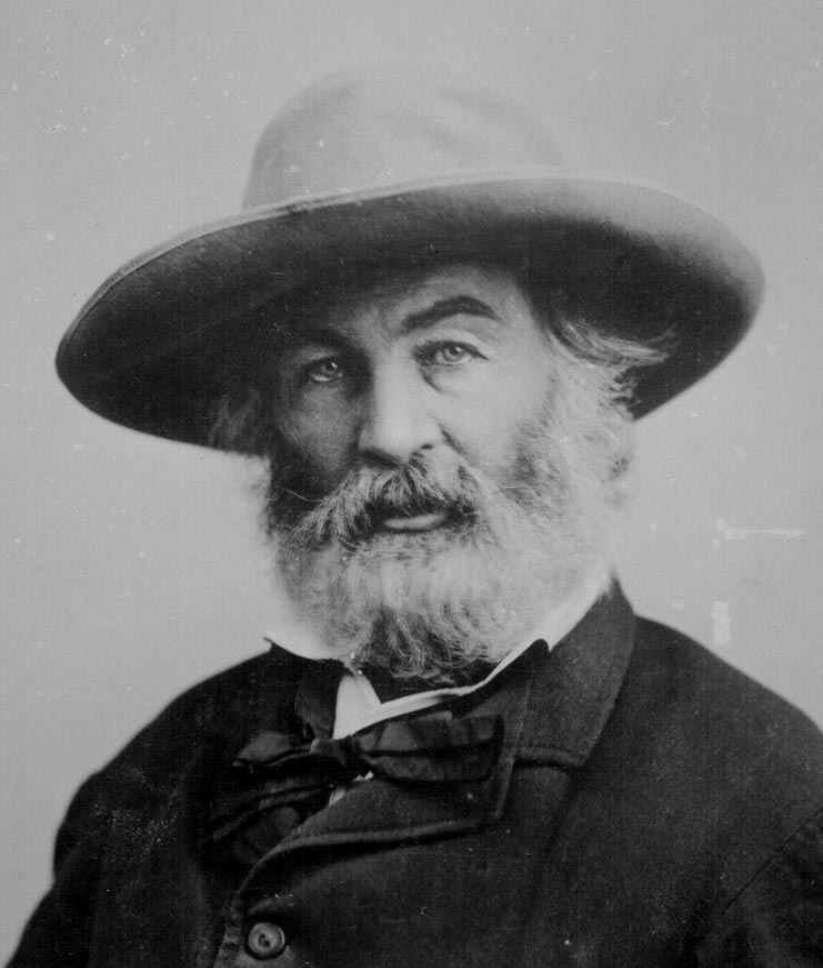 Portre of Whitman, Walt