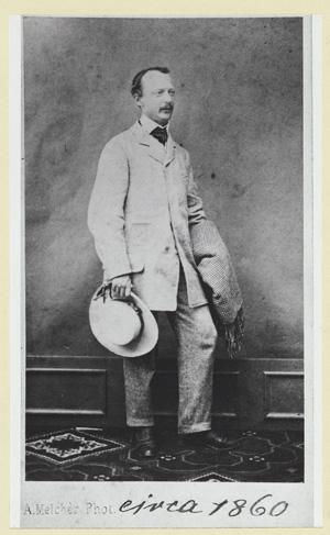 Meyer, Conrad Ferdinand portréja