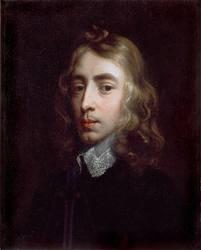 Milton, John portréja