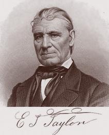 Taylor, Edward portréja