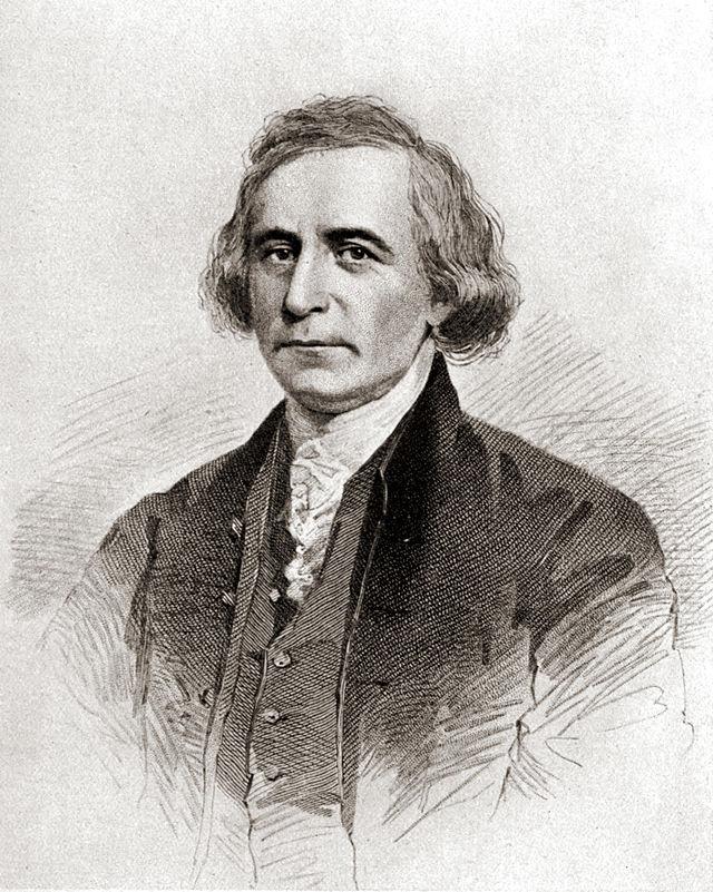 Freneau, Philip portréja