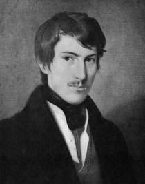 Lenau, Nikolaus portréja