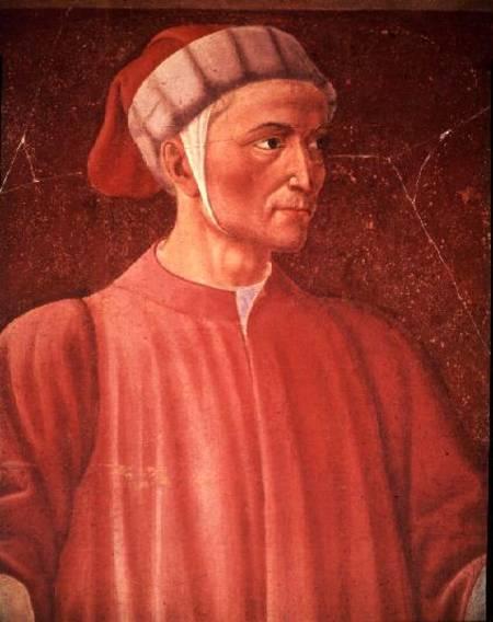 Dante, Alighieri portréja