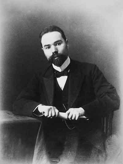 Brjuszov, Valerij Jakovlevics portréja