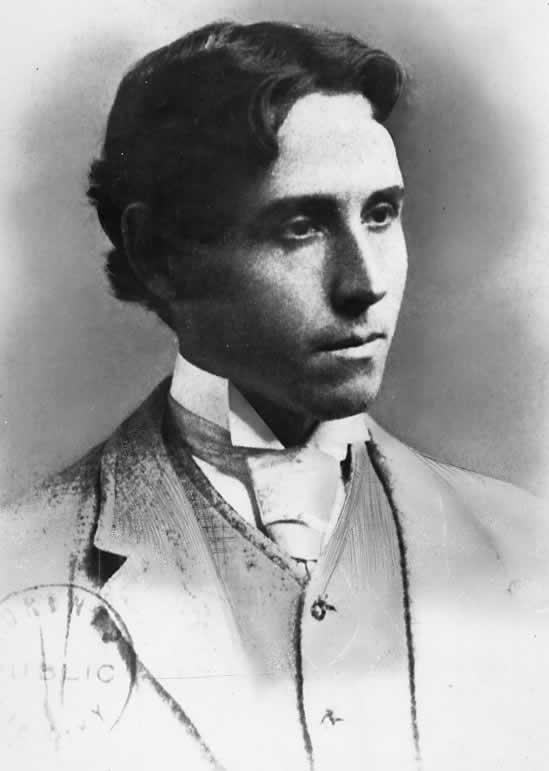 Lampman, Archibald portréja