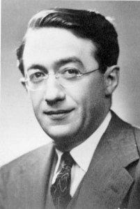 Klein, A. M. portréja