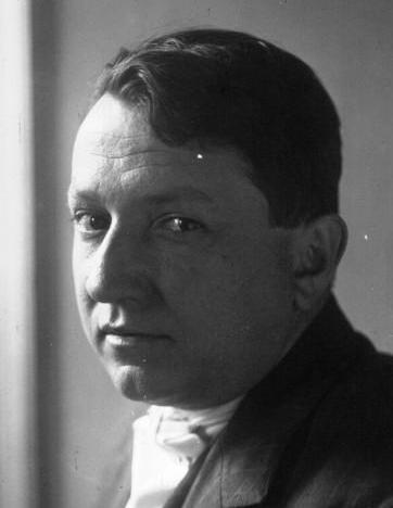 Carco, Francis portréja