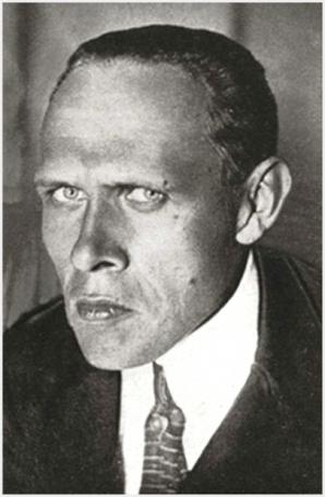 Harmsz, Danyiil portréja