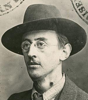 Plunkett, Joseph Mary portréja
