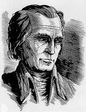 Donelaitis, Kristijonas portréja