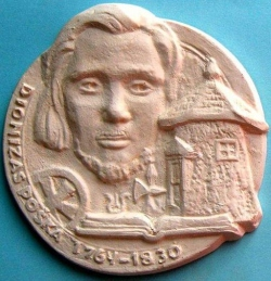 Poška, Dionizas portréja