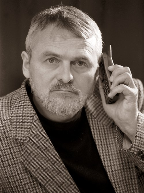 Halmai  István portréja