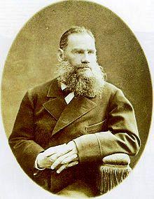Tolsztoj, Lev Nyikolajevics portréja