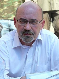 Markó Béla portréja