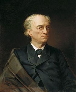 Tyutcsev, Fjodor Ivanovics portréja