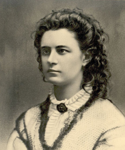 Koidula, Lydia portréja