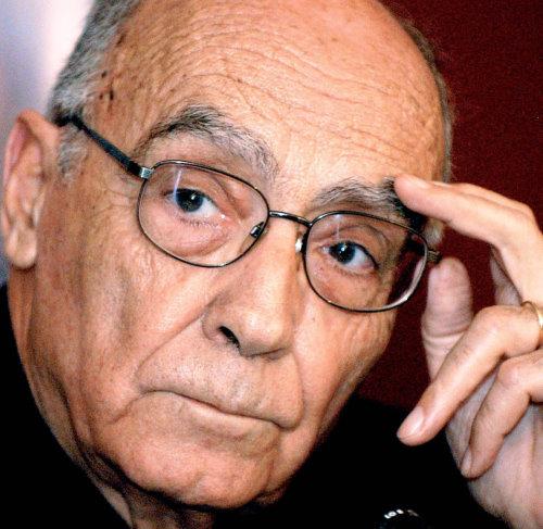 Saramago, José portréja