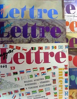 Image of Lettre