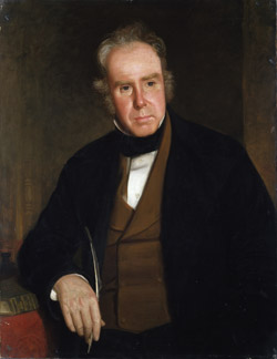 Carleton, William portréja