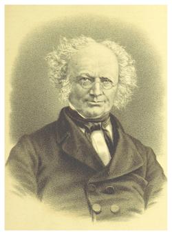 Mahony, Francis Sylvester portréja