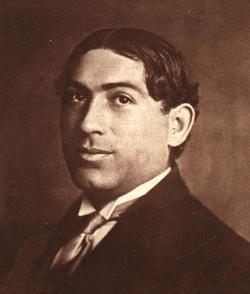 Somlyó Zoltán portréja