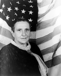 Stein, Gertrude portréja